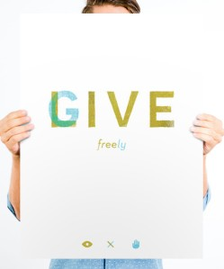 Give Live Freely